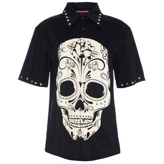 košile pánská JAWBREAKER - Blk, JAWBREAKER