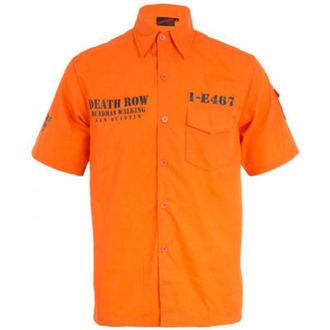 košile pánská JAWBREAKER - Orange, JAWBREAKER