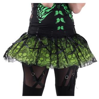 sukně dámská JAWBREAKER - Green, JAWBREAKER