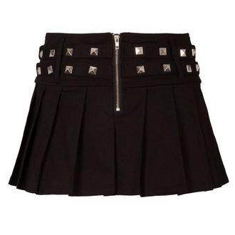sukně dámská JAWBREAKER - Black
