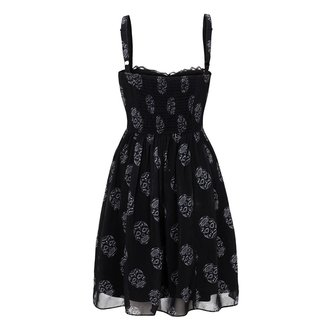 šaty dámské JAWBREAKER - Blk