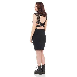 šaty dámské JAWBREAKER - Black Marlyn, JAWBREAKER