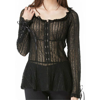 košile dámská JAWBREAKER - Black, JAWBREAKER