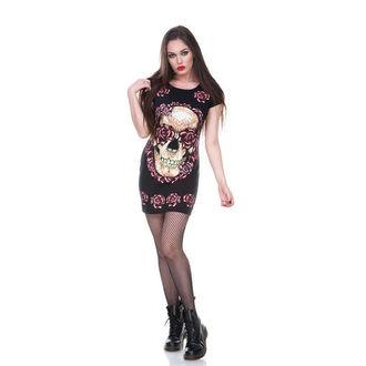 šaty dámské JAWBREAKER - Blk - DRA8072