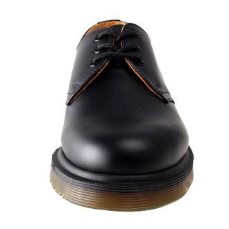 boty Dr. Martens - 3 dírkové - PW Black Smooth - 1461, Dr. Martens