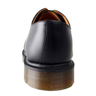 boty Dr. Martens - 3 dírkové - PW Black Smooth - 1461 - DM10078001