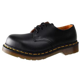 boty Dr. Martens - 3 dírkové - Black Fine - 1925 5400 - DM10111001