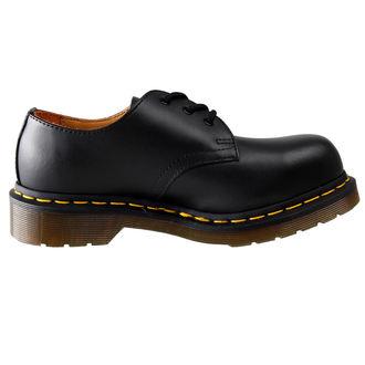 boty Dr. Martens - 3 dírkové - Black Fine - 1925 5400