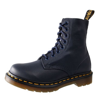 boty Dr. Martens - 8 dírkové - Pascal Dress Blues Virginia, Dr. Martens