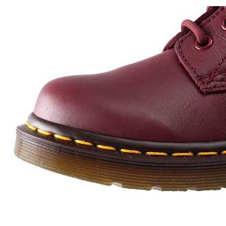 boty Dr. Martens - 8 dírkové - Pascal Cherry Red Virginia