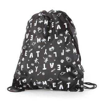 vak MEATFLY - Doodle Benched Bag - Black - MF-0402255809-16