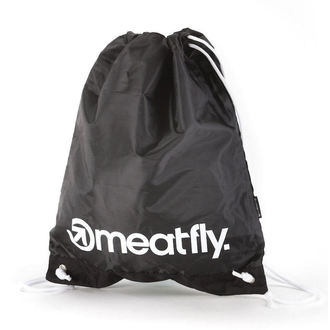 vak MEATFLY - Flatout Benched Bag - Black, MEATFLY