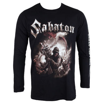 tričko pánské s dlouhým rukávem Sabaton - The Last Stand - NUCLEAR BLAST, NUCLEAR BLAST, Sabaton