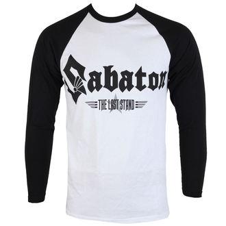 tričko pánské s dlouhým rukávem Sabaton - The Last Stand - NUCLEAR BLAST