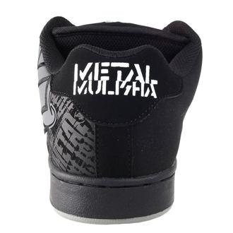 boty pánské ETNIES - Metal Mulisha Fader - BLACK/SKULLS