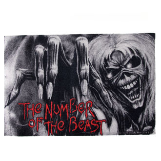 rohožka Iron Maiden - Number of the Beast - ROCKBITES - 100903