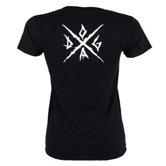 tričko dámské DOGA - Black, Doga