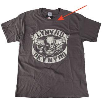 tričko pánské Lynyrd Skynyrd - Biker Patch -  LIVE NATION - POŠKOZENÉ, LIVE NATION, Lynyrd Skynyrd
