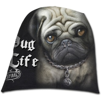 kulich SPIRAL - Pug Life - Black, SPIRAL