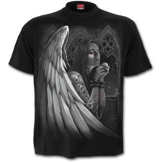 tričko pánské SPIRAL - Absolution - Black - D067M101