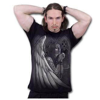 tričko pánské SPIRAL - Absolution - Black