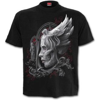 tričko pánské SPIRAL - Dark Fusion - Black