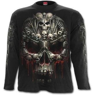 tričko pánské s dlouhým rukávem SPIRAL - Death Bones