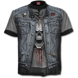 tričko pánské SPIRAL - Thrash Metal - W024M126