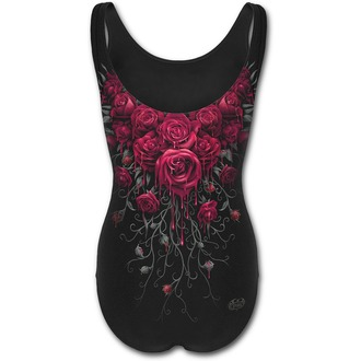 plavky dámské SPIRAL - Blood Rose