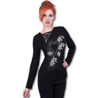 tričko dámské s dlouhým rukávem SPIRAL - Pure Of Heart, SPIRAL