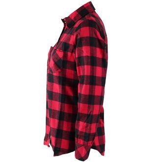 košile dámská ROTHCO - PLAID - RED, ROTHCO
