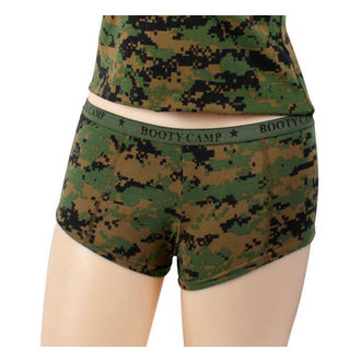 kalhotky dámské ROTHCO - Booty Camp, ROTHCO