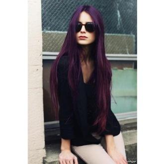 barva na vlasy MANIC PANIC - Amplified - Deep Purple Dream - MP008