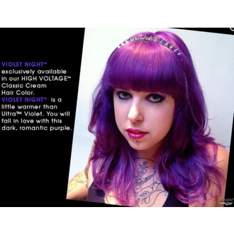 barva na vlasy MANIC PANIC - Amplified - Violet Night