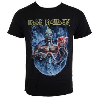 tričko pánské IRON MAIDEN - CIRCLE - AMPLIFIED, AMPLIFIED, Iron Maiden