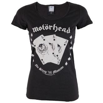 tričko dámské Motörhead - Ace - AMPLIFIED, AMPLIFIED, Motörhead