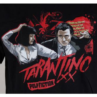tričko pánské Quentin Tarantino - Pulp Fiction