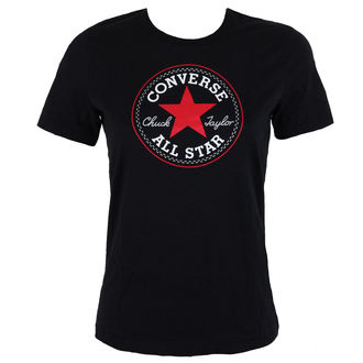 tričko dámské CONVERSE - Core Solid - 10001124-A04