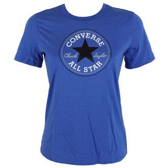tričko dámské CONVERSE - Core Solid - 10001124-484