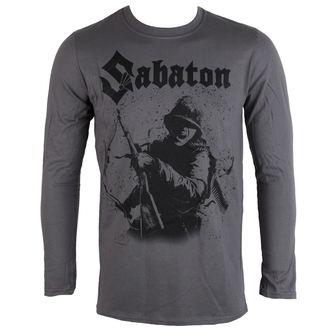 tričko pánské s dlouhým rukávem Sabaton - Chose To Surrender - NUCLEAR BLAST