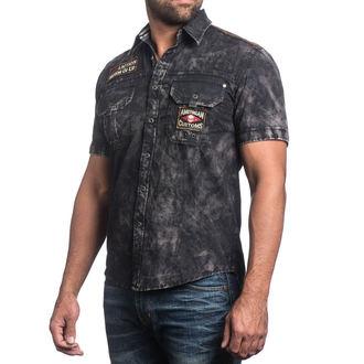 košile pánská AFFLICTION - No Rival - BK