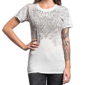 tričko dámské AFFLICTION - Filson - WHBO