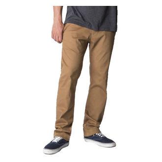 kalhoty pánské FOX - Selecter Chino - Adobe - 6491-291