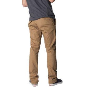 kalhoty pánské FOX - Selecter Chino - Adobe, FOX