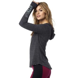 tričko dámské s dlouhým rukávem FOX - Instant - Black, FOX