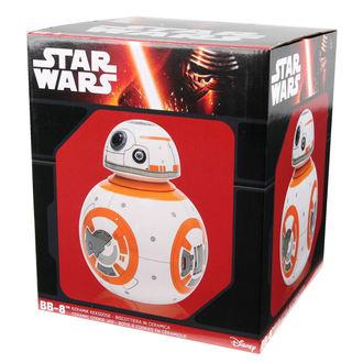 dekorace (dóza na sladkosti) Star Wars - Episode VII - BB-8