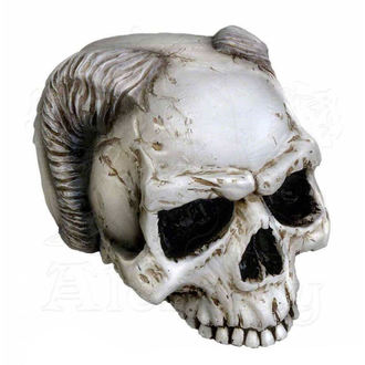 dekorace ALCHEMY GOTHIC - Angel of Hades Skull - V23