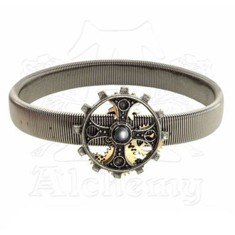 náramek ALCHEMY GOTHIC - Foundryman's Ring Cross, ALCHEMY GOTHIC