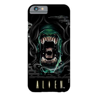 kryt na mobil Alien (Vetřelec) - iPhone 6 - Xenomorph Smoke, Alien - Vetřelec