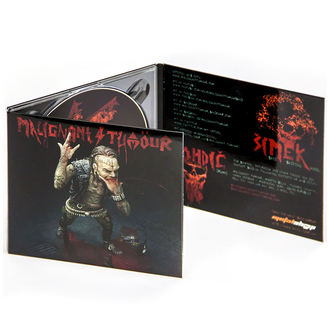 DIGIPACK CD Malignant Tumour - The Metallist, NNM, Malignant Tumour
